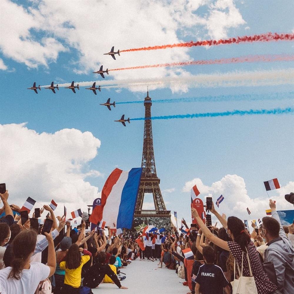 2024巴黎奧運Paris 2024 宣傳影片亮點2