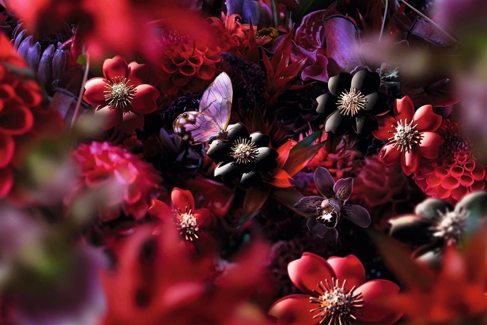 蜷川實花與VCA珠寶的幻想花園3