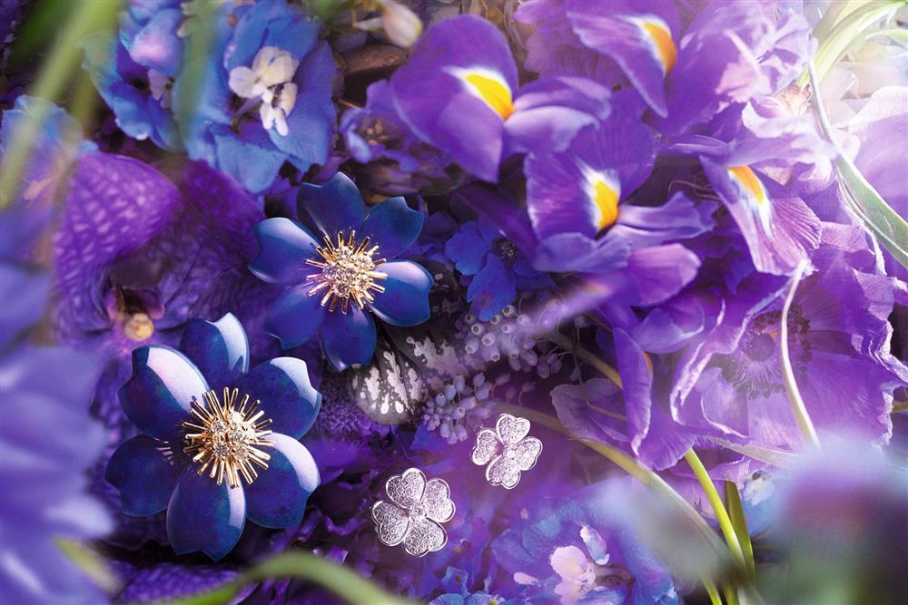 蜷川實花與VCA珠寶的幻想花園9