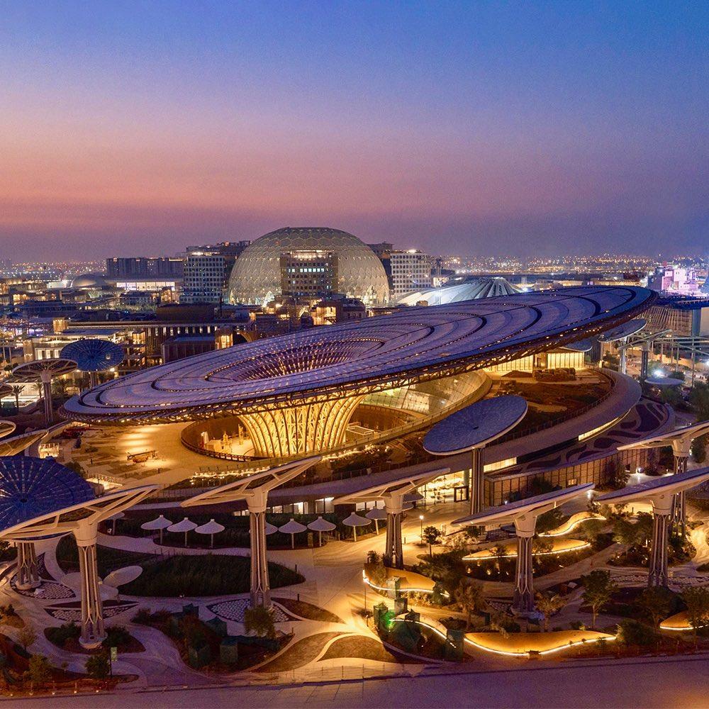 2020杜拜世博永續主題館