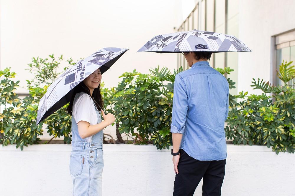 24_「藏一隅」北美館紀念傘