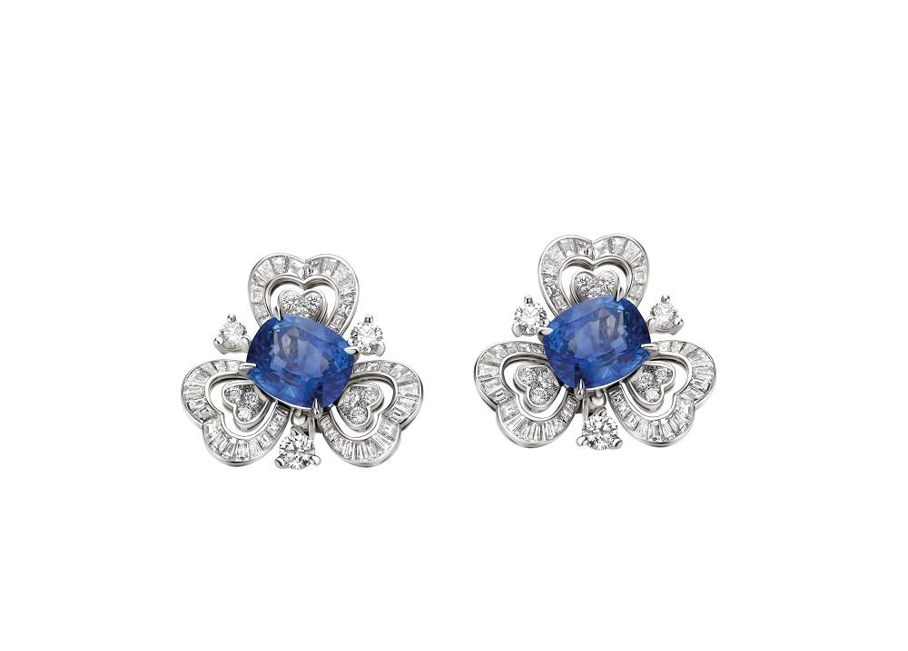 263485_BVLGARI頂級藍寶石與鑽石耳環
