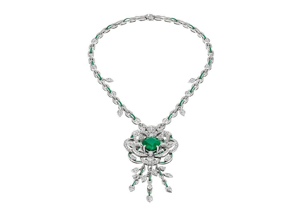 264003_BVLGARI頂級祖母綠與鑽石項鍊