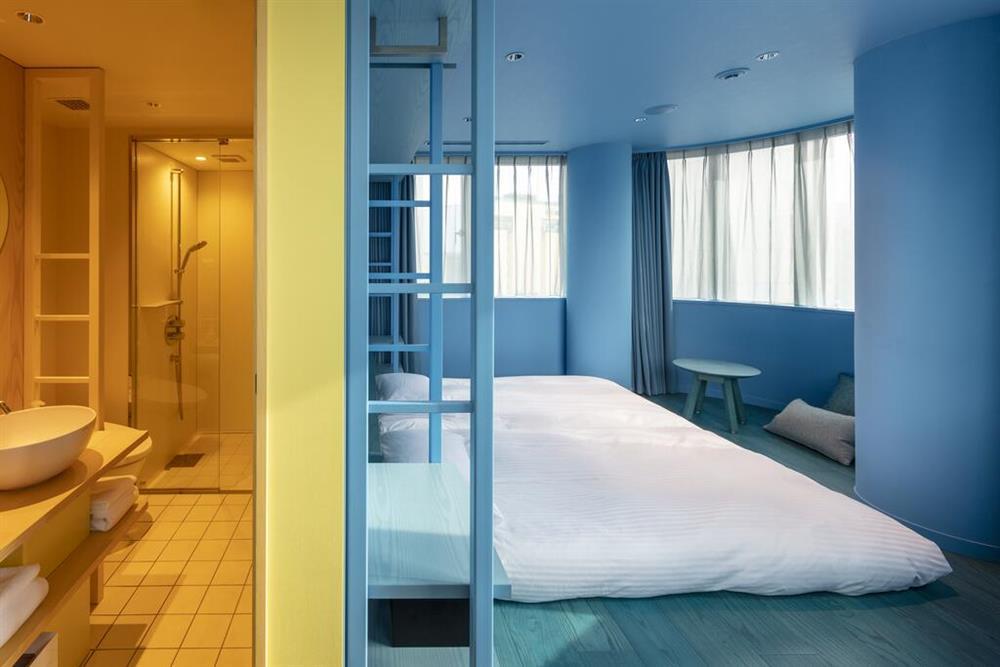 Pantone2021年度代表色「東京toggle hotel」!搭配如色票房型的視覺饗宴13