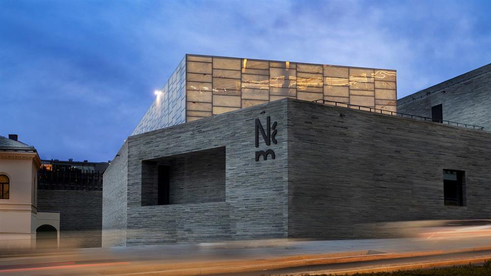 北歐最大規模的挪威國立美術館2022年6月11日開幕02