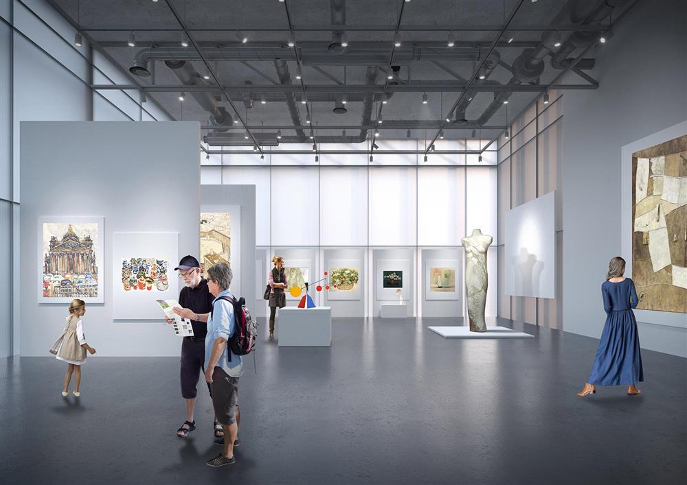 俄羅斯Norilsk「Arctic Museum of Modern Art」現代美術館2_amma_nowadays