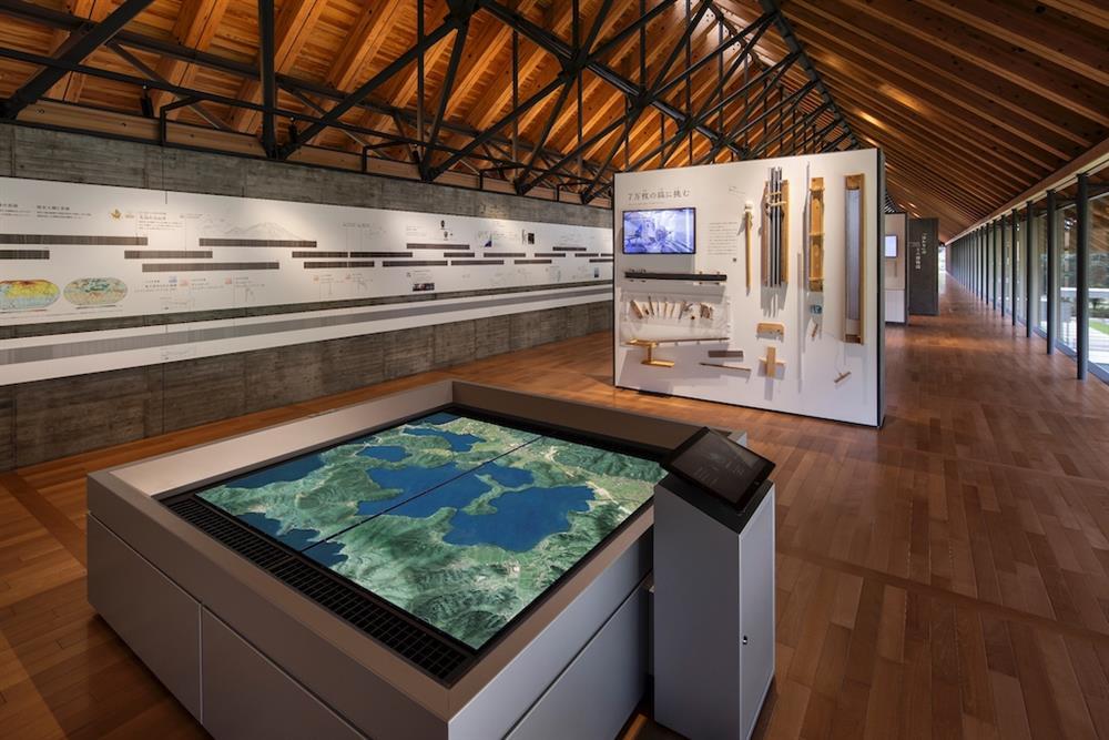 全球唯一的日本年縞博物館!回顧人類7萬年歷史的地質秘密8
