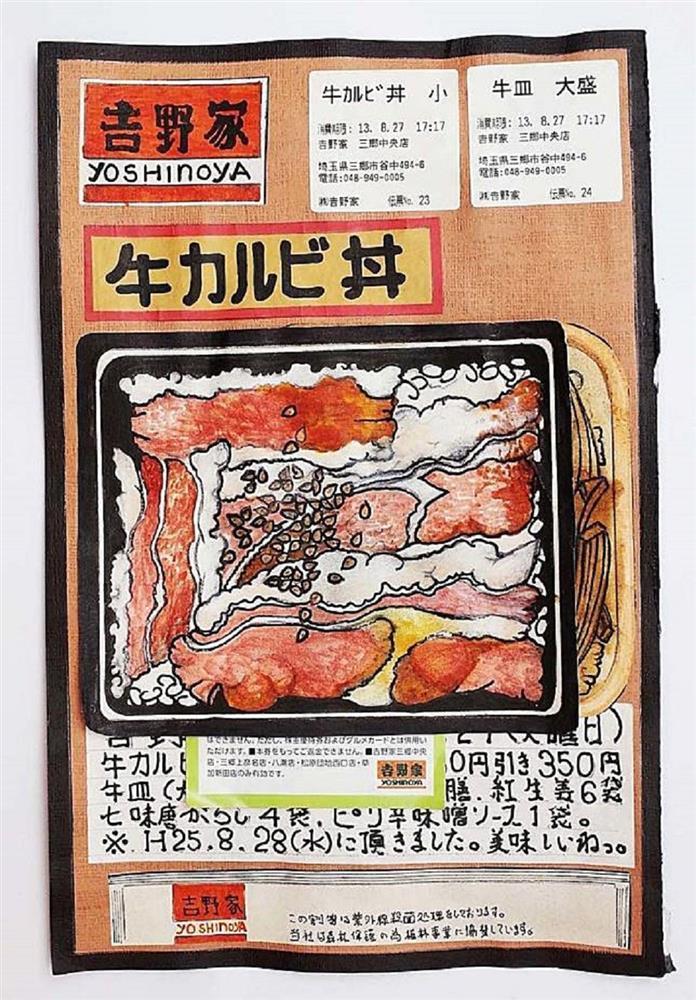 32年不懈畫出美味!日本退休廚師小林一緒的美食插畫筆記本_02