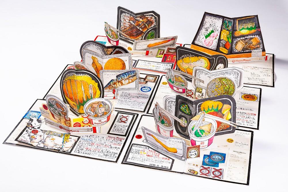 32年不懈畫出美味!日本退休廚師小林一緒的美食插畫筆記本8