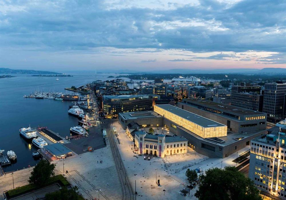 北歐最大規模的挪威國立美術館2022年6月11日開幕03
