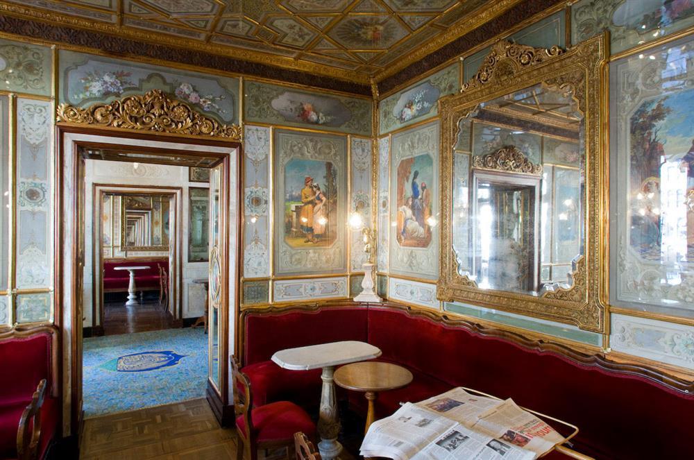 威尼斯花神咖啡館傳將歇業