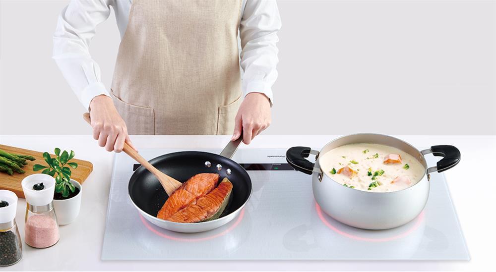 Panasonic IH 調理爐 打造安全美觀的優質廚房