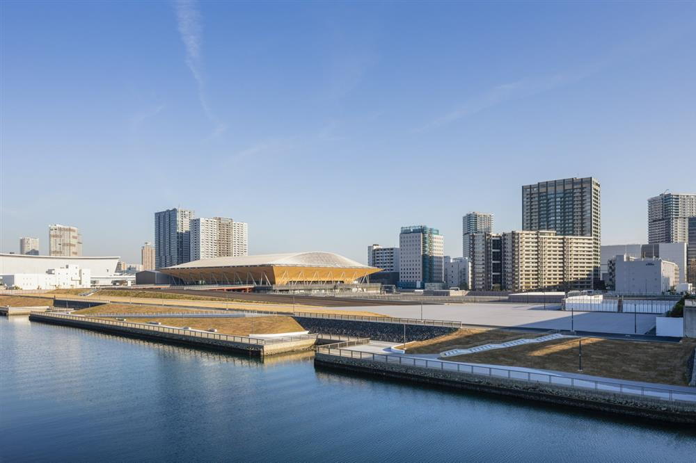 東京奧運有明體操競技館落成_05