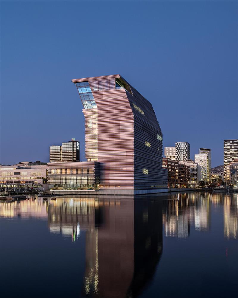 全新孟克美術館2021年10月開幕!坐落挪威奧斯陸海濱的藝術博物館_03