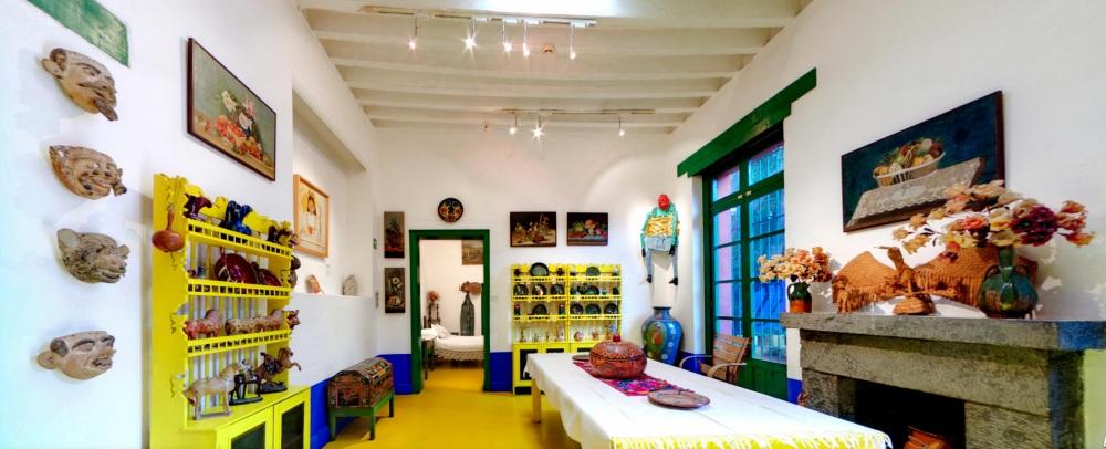 芙烈達·卡蘿博物館(Frida Kahlo Museum)線上看03