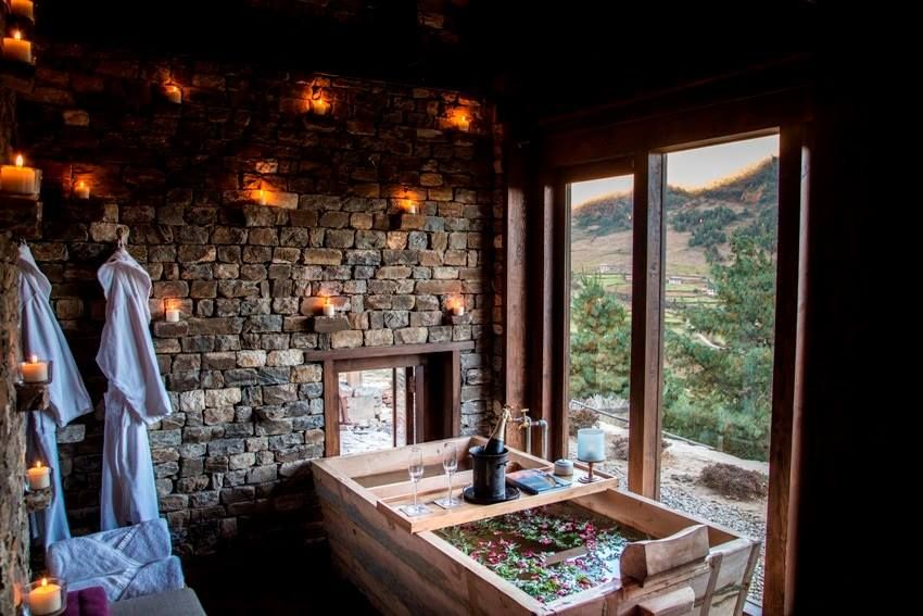 不丹「崗提山谷隱世小屋」坐擁喜馬拉雅山美景5