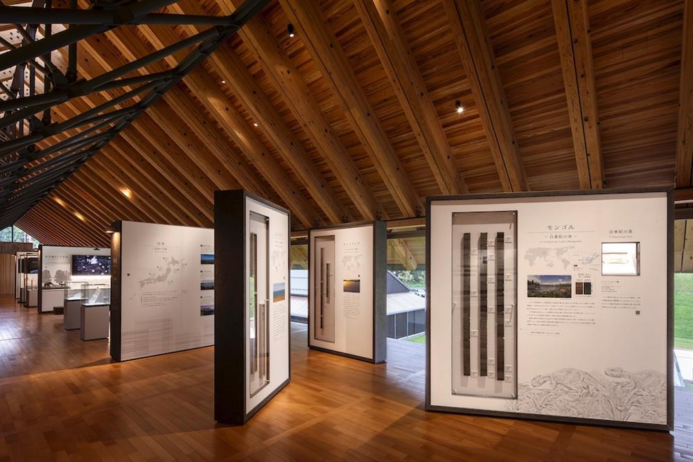 全球唯一的日本年縞博物館!回顧人類7萬年歷史的地質秘密7
