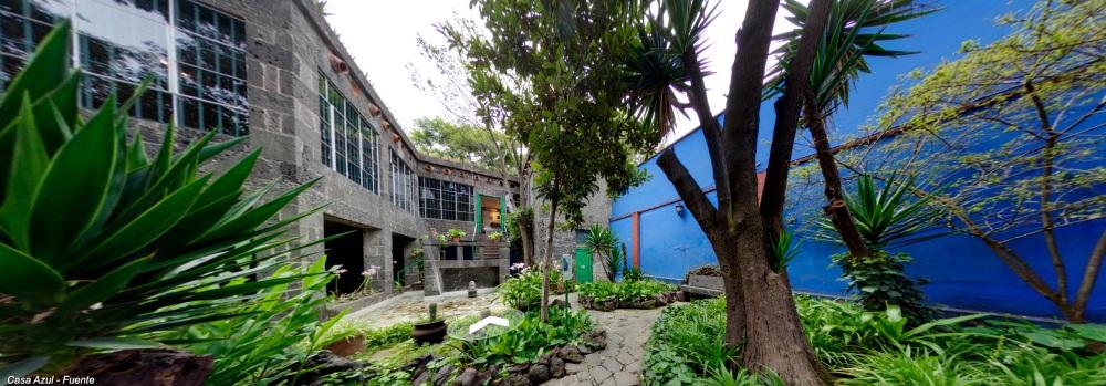 芙烈達·卡蘿博物館(Frida Kahlo Museum)線上看04