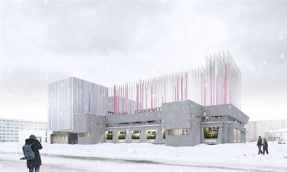 俄羅斯Norilsk「Arctic Museum of Modern Art」現代美術館6_amma_nowadays