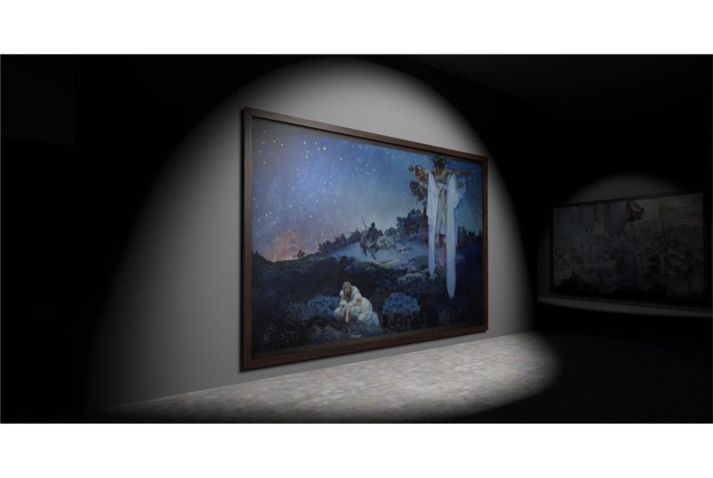 《斯拉夫史詩系列:原鄉的斯拉夫人VR》
