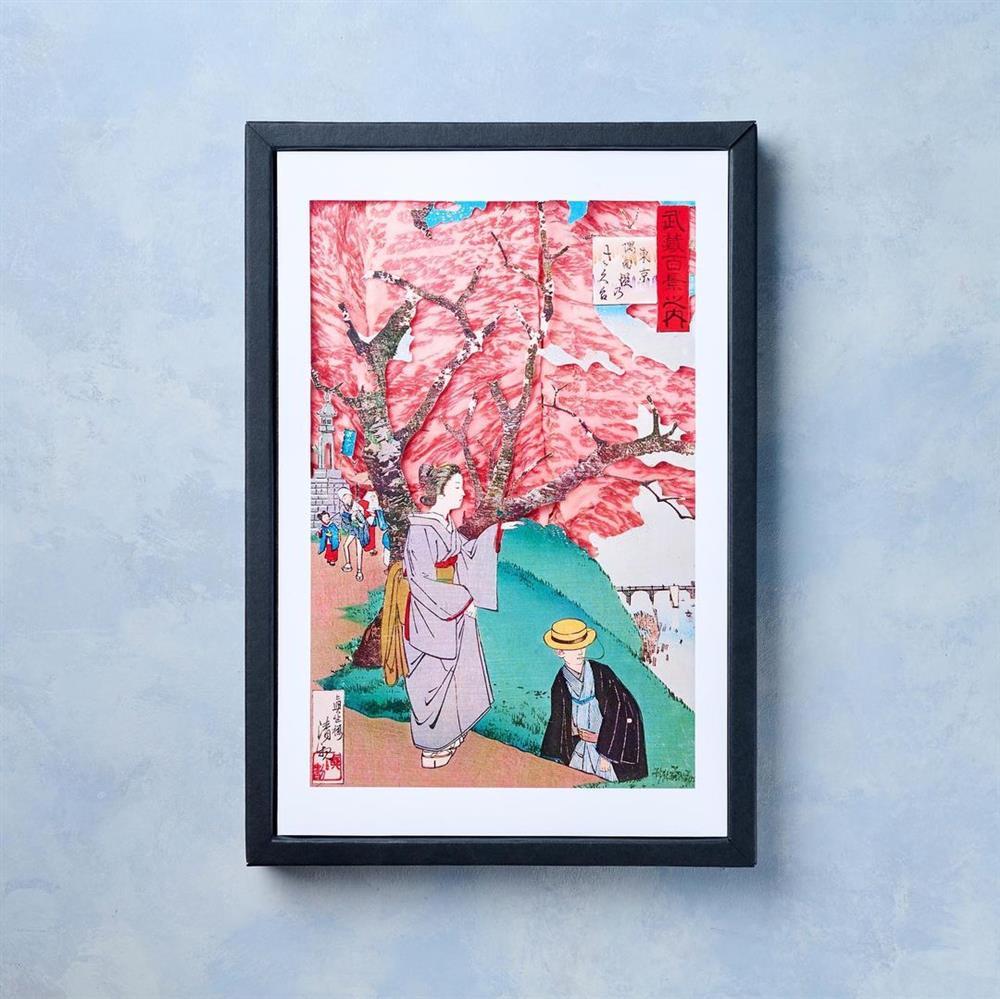 貓抓板、近江牛變身浮世繪名作!搖身一變成家中藝術品的日本創意設計_07