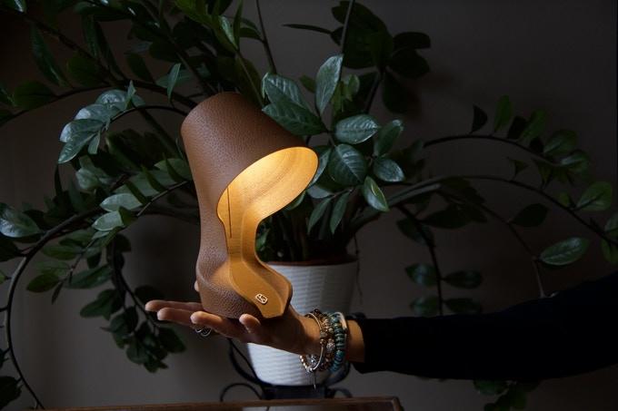 橘子皮製成的「Ohmie」3D列印檯燈8_6