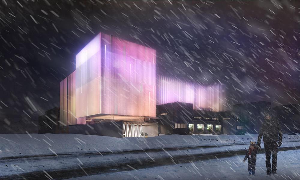俄羅斯Norilsk「Arctic Museum of Modern Art」現代美術館9_amma_nowadays