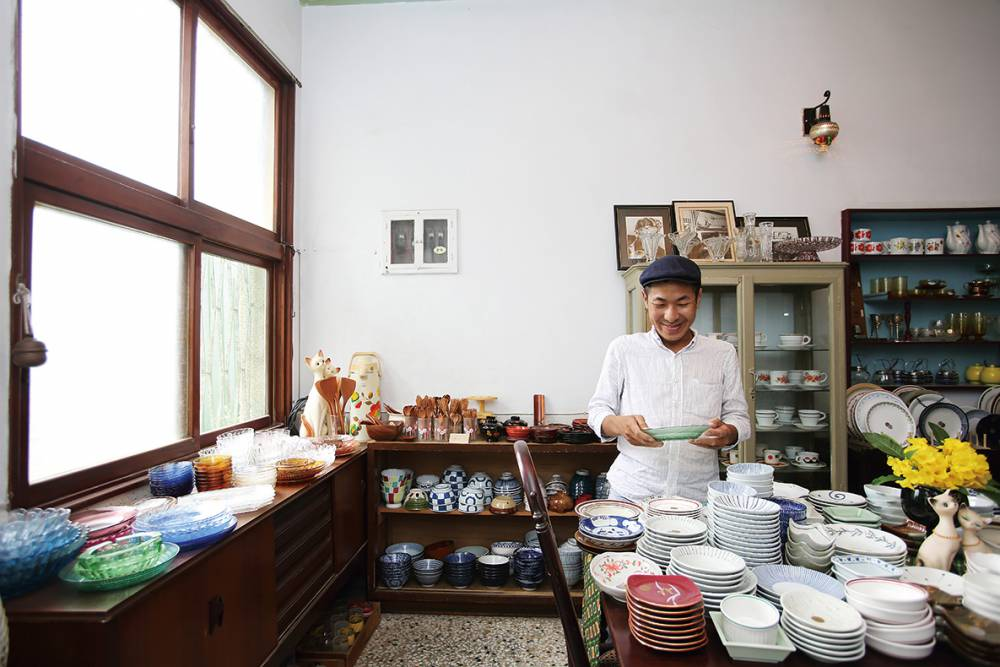 從鹿早茶屋到餐桌上的鹿早,黃紹琦鎖定未開發的主題,創造新的消費市場。