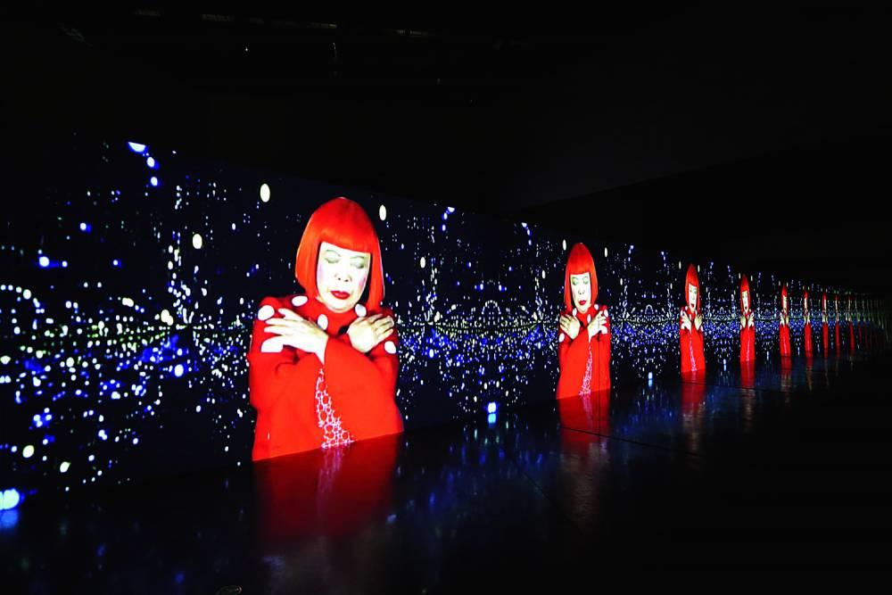 La Vie 草間彌生亞洲巡迴展台灣站