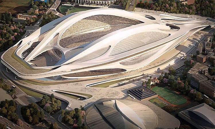 要砍掉重練了!2020奧運主場地-新國立競技場又將會變什麼樣子呢?