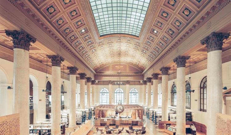 圖書館的美可以如此「閱讀」 9間世界各地最美圖書館 | La Vie