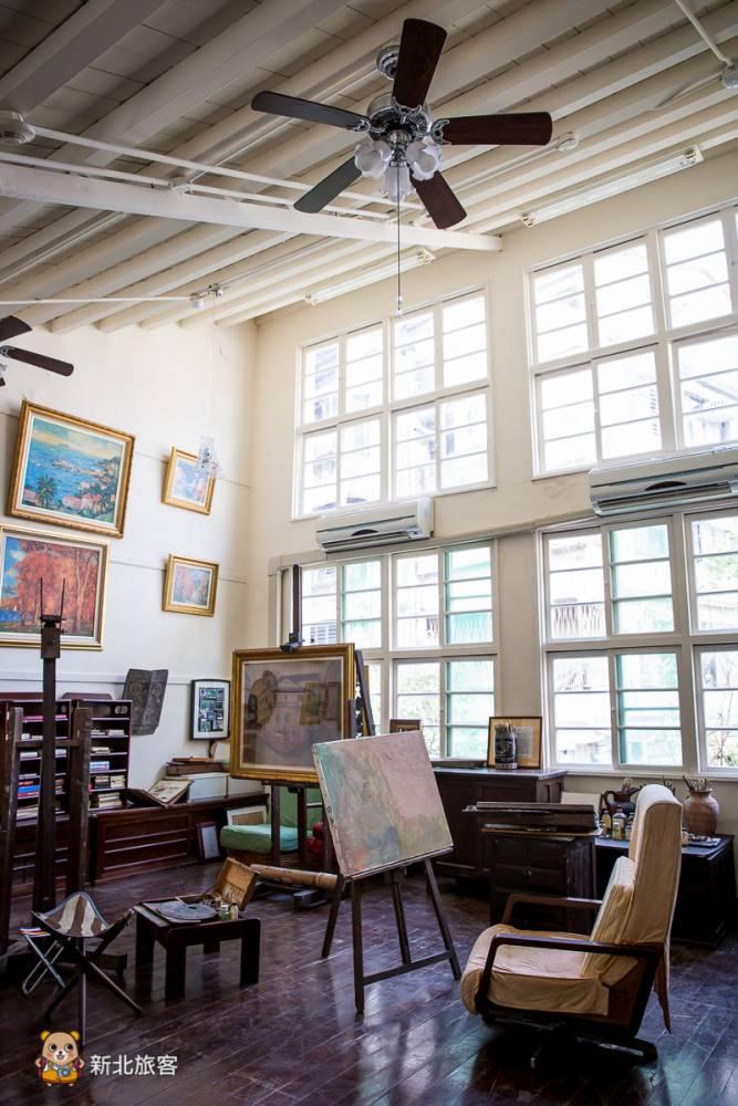 你沒去過的中永和輕旅行-走訪楊三郎美術館