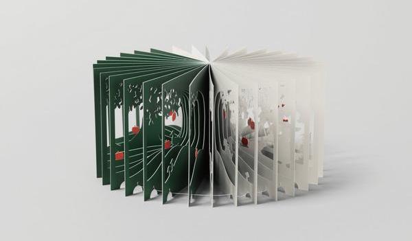 360-degree books《白雪姬》