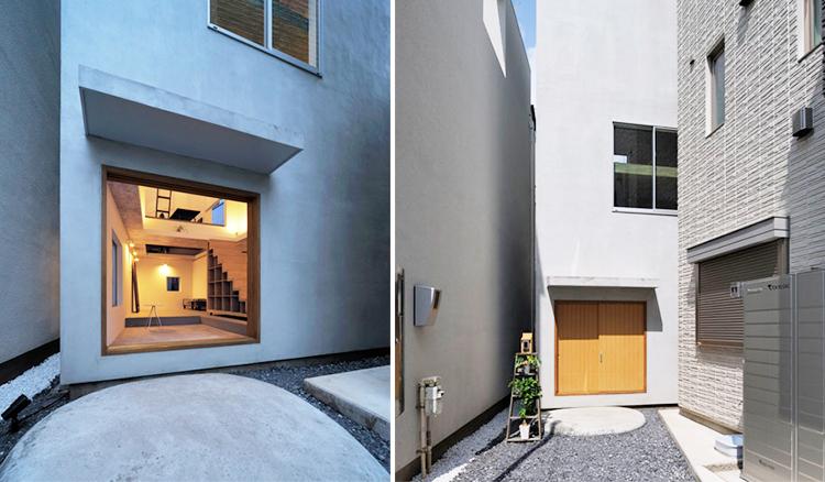 讓每間房都不在同一個水平線上!東京設計夫妻檔挑戰你腦海中的設計住宅!
