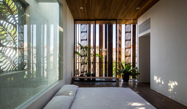 在家中擁抱綠意-越南住宅的視覺錯位讓你擁有樂活生活_02
