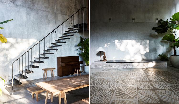 在家中擁抱綠意-越南住宅的視覺錯位讓你擁有樂活生活_06