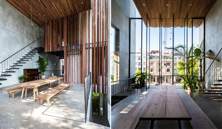 在家中擁抱綠意-越南住宅的視覺錯位讓你擁有樂活生活_04