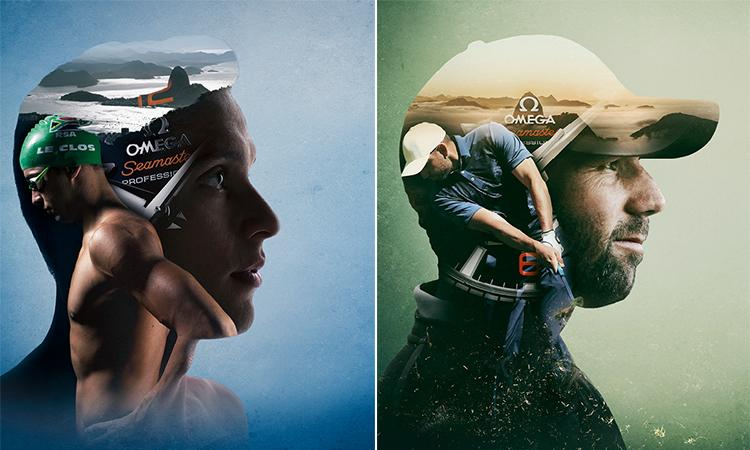 OMEGA推出全新2016里約奧運廣告 菲爾普斯、克洛斯、賈西亞與恩尼斯–希爾一同共襄盛舉