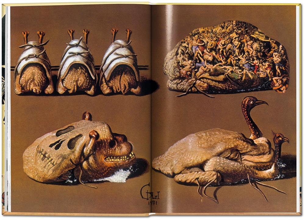 達利做的菜好吃嗎?藝術家40年後再版超現實狂野食譜!_04
