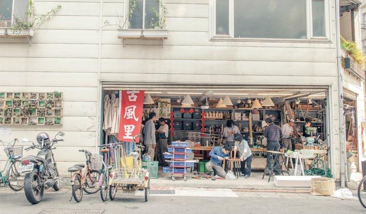 台北文青如何度過一日周末?散步到泰順街廓晒晒暖陽吧!