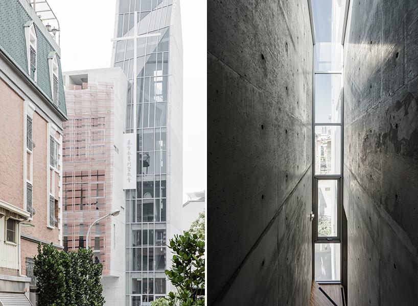 輕如羽翼若置身國外!台南建築師打造安藤忠雄作品般通透的教堂!