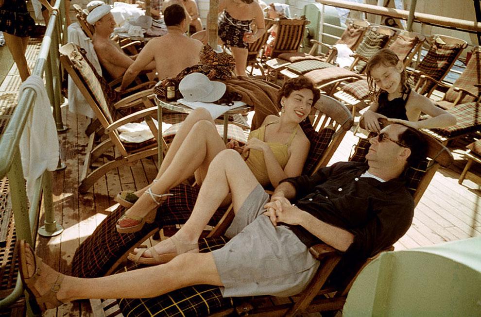 揭密加勒比海上神秘國度!德國傳奇攝影師意外紀錄1954年富饒自由的古巴!_01
