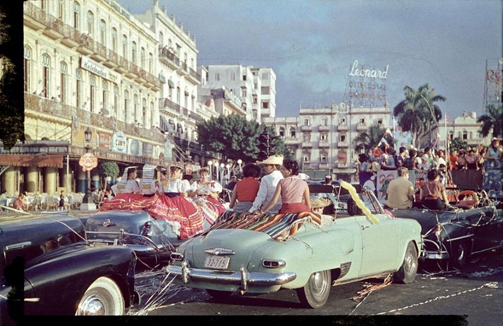 揭密加勒比海上神秘國度!德國傳奇攝影師意外紀錄1954年富饒自由的古巴!_02