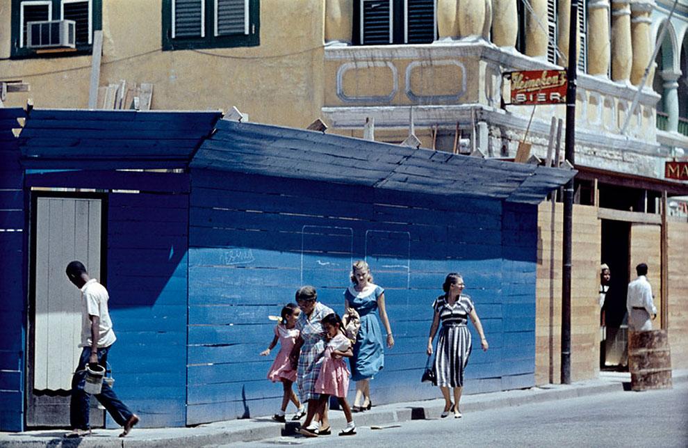 揭密加勒比海上神秘國度!德國傳奇攝影師意外紀錄1954年富饒自由的古巴!_05
