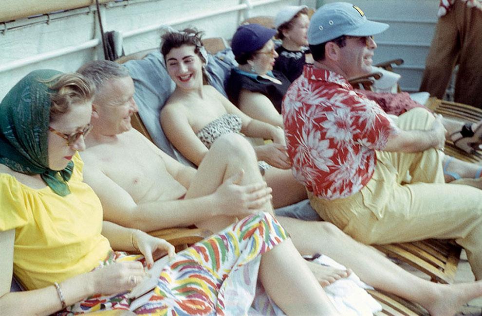 揭密加勒比海上神秘國度!德國傳奇攝影師意外紀錄1954年富饒自由的古巴!_06