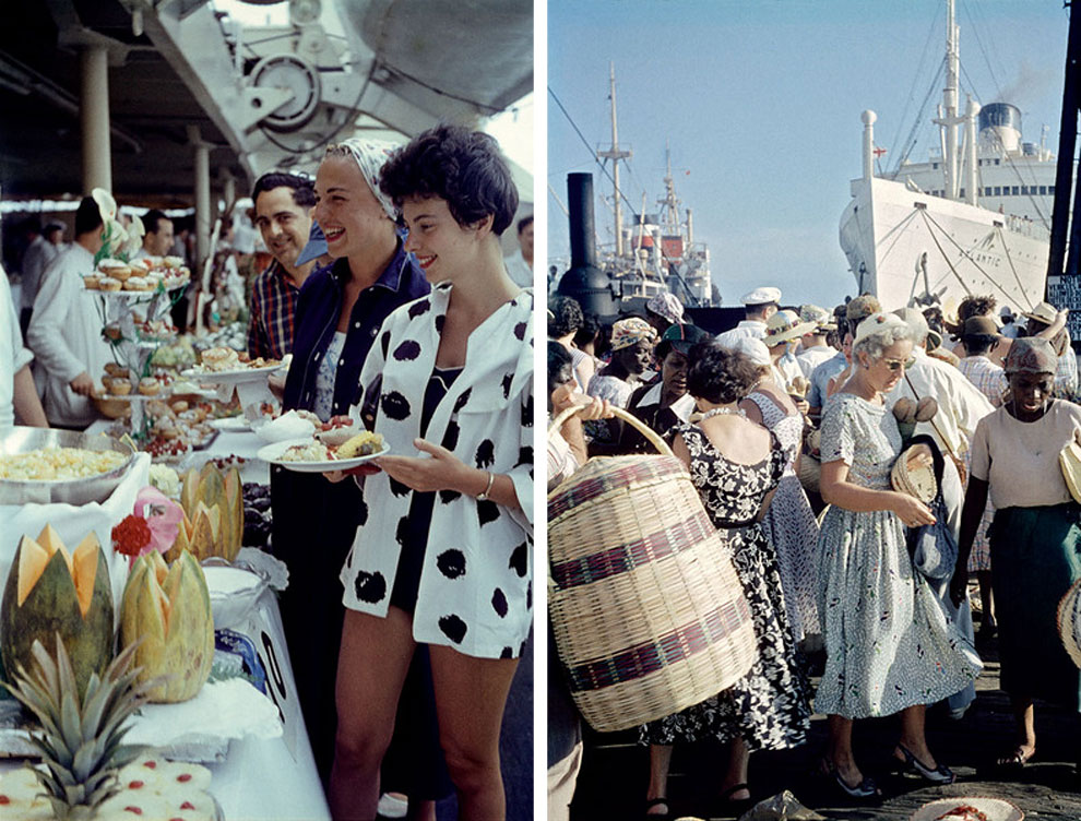 揭密加勒比海上神秘國度!德國傳奇攝影師意外紀錄1954年富饒自由的古巴!_07