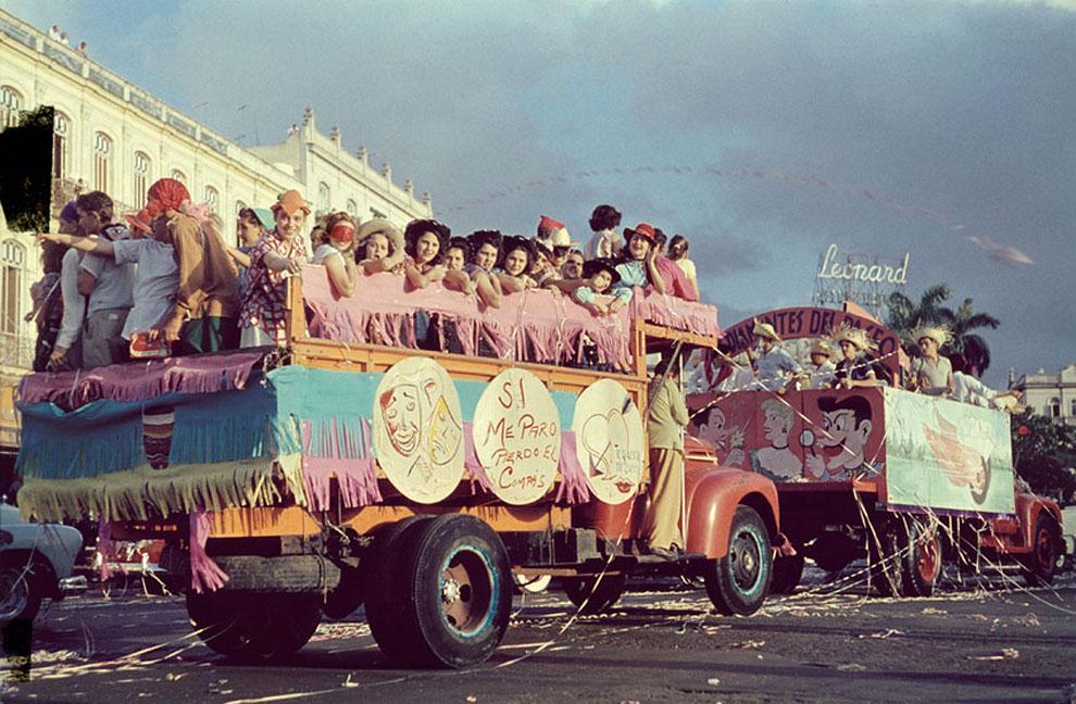 揭密加勒比海上神秘國度!德國傳奇攝影師意外紀錄1954年富饒自由的古巴!_09