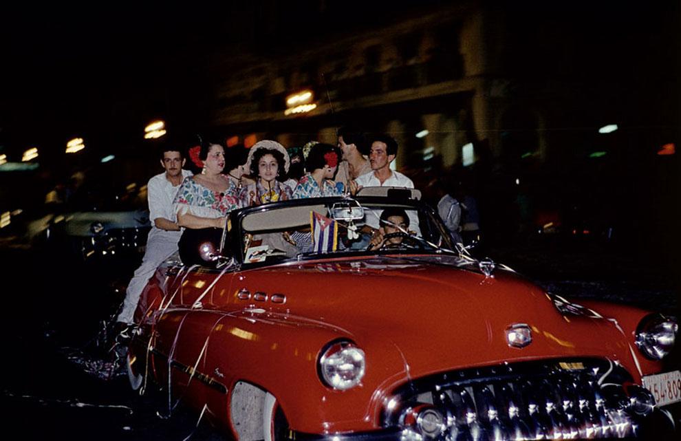 揭密加勒比海上神秘國度!德國傳奇攝影師意外紀錄1954年富饒自由的古巴!_17