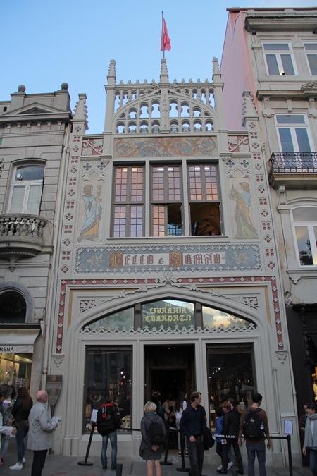 《哈利波特》霍格華茲靈感來源!走訪葡萄牙必賞全球最美書店「萊羅書店」等三大藝術建築_06