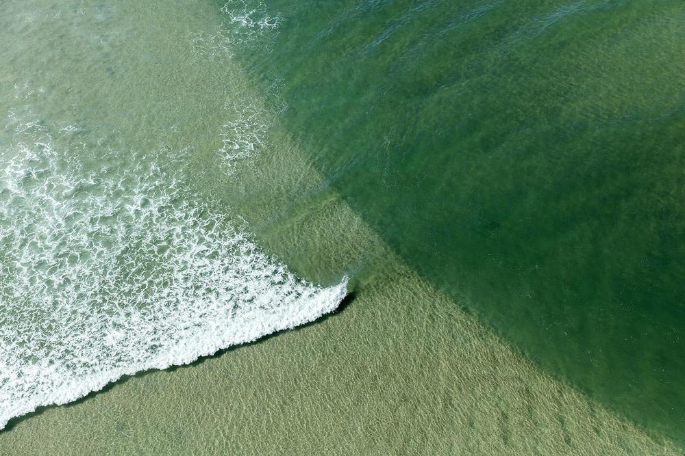 透明感自然攝影!美國攝影師Zack Seckler空拍捕捉南非澄澈自然美景_16